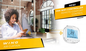 New HMI Wifi controller