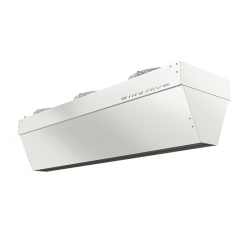 Double-row Air Curtain WING PRO W200 EC with water heat exchanger