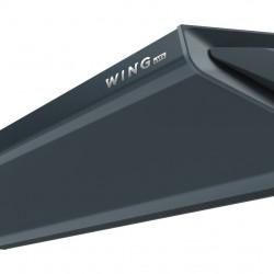 Kurtyna powietrzna WING C150 AC zimna DARK (RAL7016)