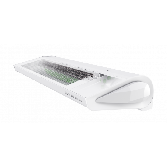 Air Curtain WING E150 EC with electric heaters