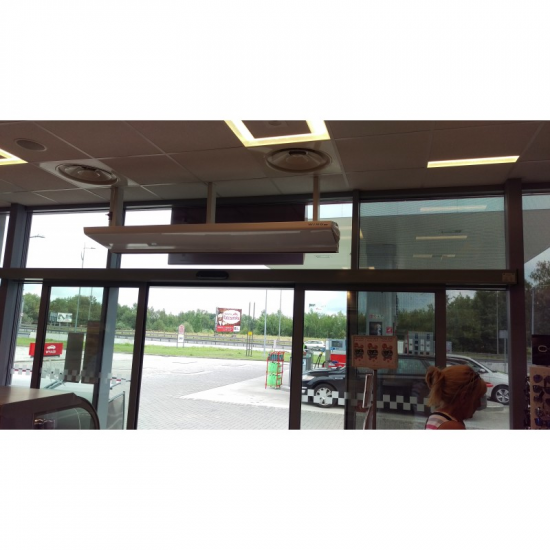 Ambient Air Curtain WING C150 AC