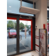 Air Curtain WING W150 EC with water heat exchanger