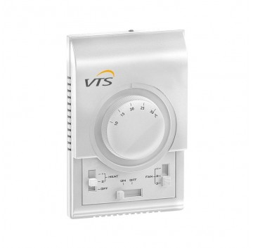 Wall-mounted controller for Air Curtain AC motor