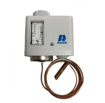 Противозамораживающий термостат VS 10-40 FROST.THMST 2m (nvs auto)