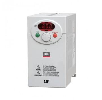 LS - FC 0,55 1PH Преобразователь частоты SV004IC5-1F