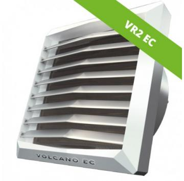 Тепловентилятор VOLCANO VR2 EC
