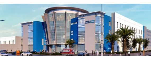 VTS SVS, FCUs serving a prestigious healthcare Group at Al Qusais, Dubai